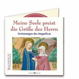 Musik-CD: Meine Seele preist die Größe des Herrn - Vertonungen des Magnificat