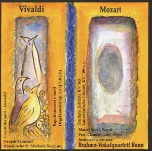 Vivaldi - Mozart - Neujahrskonzert