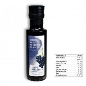 Aceto Balsamico-Essig