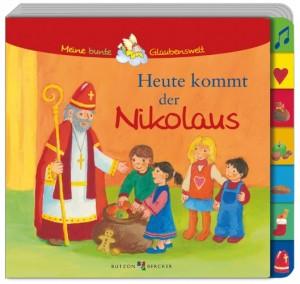 Heute kommt der Nikolaus