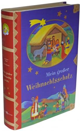 Mein großer Weihnachtsschatz - Von Sankt Martin bis Dreikönig