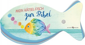 Mein Rätsel-Fisch zur Bibel