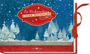 Zu Weihnachten liebe Wünsche