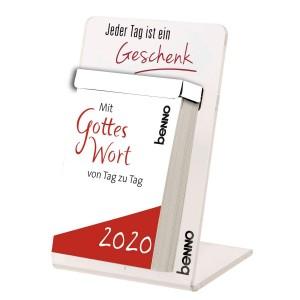 Tagesabreißkalender »Mit Gottes Wort von Tag zu Tag 2020«