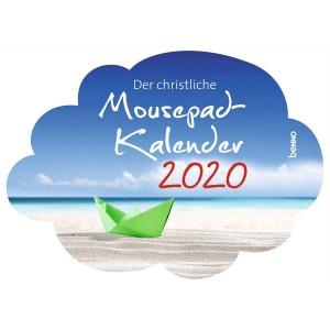 Der christliche Mousepad-Kalender 2020