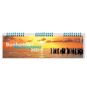 Dietrich Bonhoeffer-Wochenplaner 2021