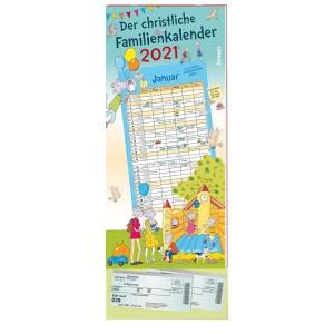 Der christliche Familienkalender 2021