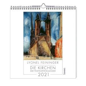 Lyonel Feininger 2021 - Die Kirchen