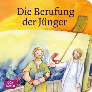Die Berufung der Jünger. Mini-Bilderbuch.