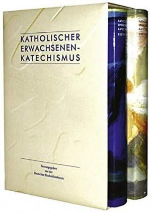 Katholischer Erwachsenen-Katechismus - Schuber Bd. 1-2