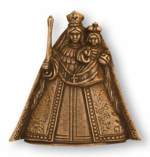 Bronzefigur Muttergottes von Kevelaer