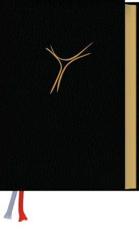 Gotteslob Leder schwarz mit Goldschnitt - Bistum Regensburg - Gebet- und Gesangbuch Diözese Regensburg