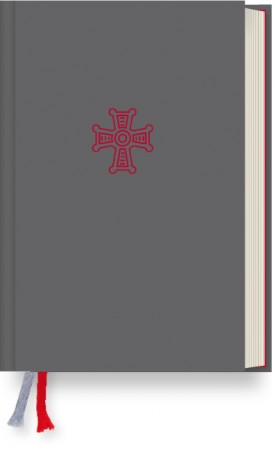Gotteslob Standard Balacron dunkelgrau - Erzbistum Paderborn - Gebet- und Gesangbuch Diözese Paderborn