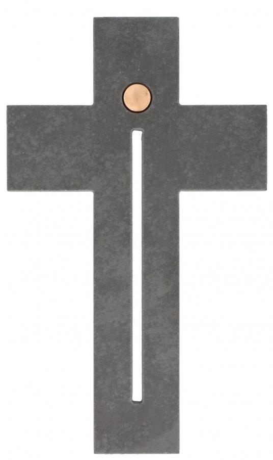 Schieferkreuz Kreuz der Freude