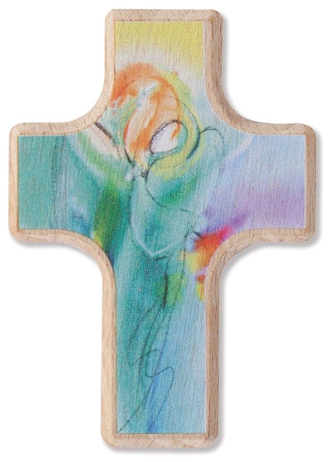 Handschmeichlerkreuz Dein Engel