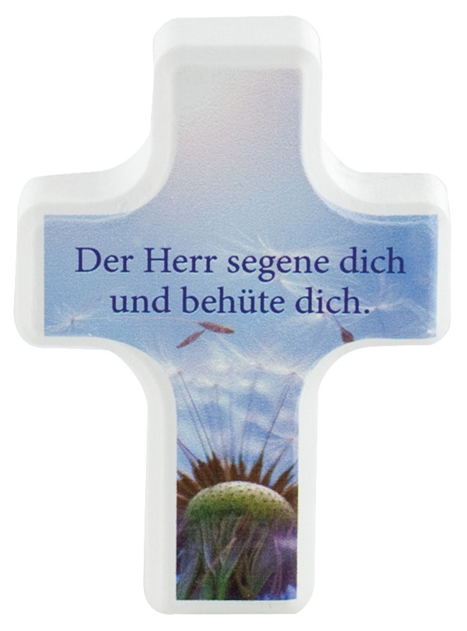 Handschmeichlerkreuz Der Herr segne dich und behüte dich