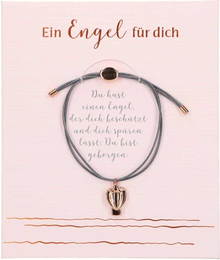 Textil-Armband Ein Engel für dich