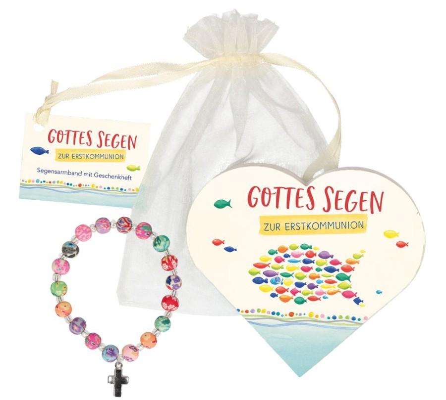 Geschenkset Gottes Segen zur Erstkommunion
