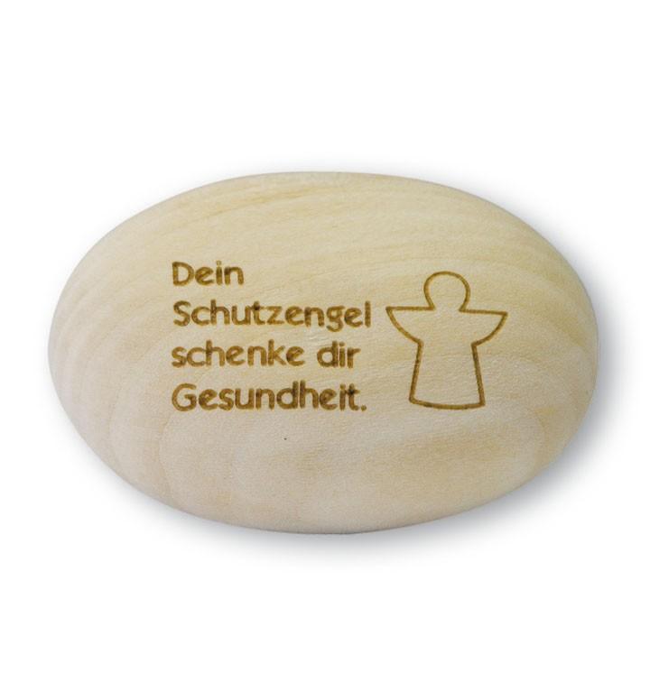 Handschmeichler Schutzengel Holz Gesundheit