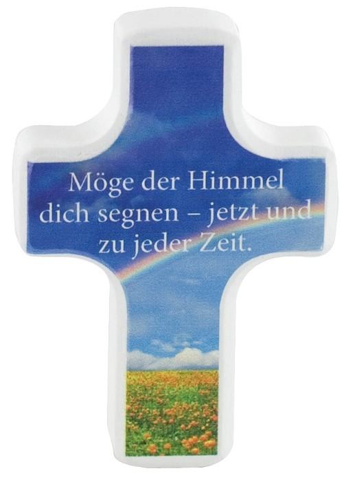 Handschmeichlerkreuz: Möge der Himmel dich segnen