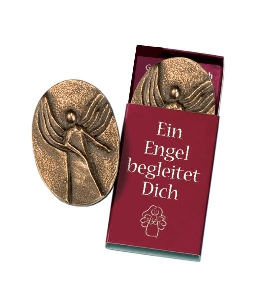 Handschmeichler Engel - Ein Engel begleite Dich