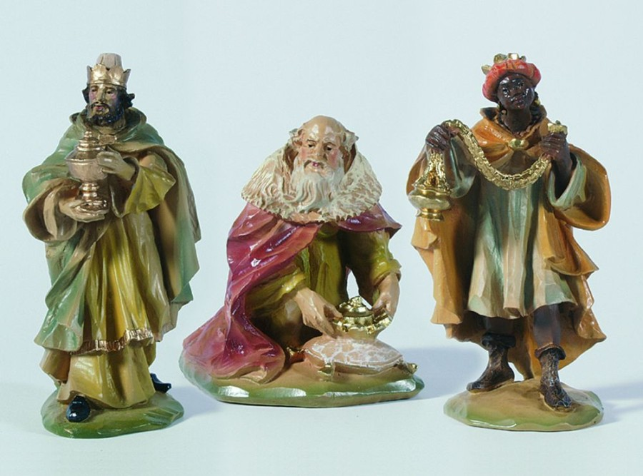 krippenfiguren heilige drei könige  gelderland krippe