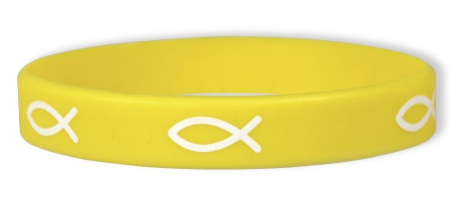 Bekenntnis-Armband gelb