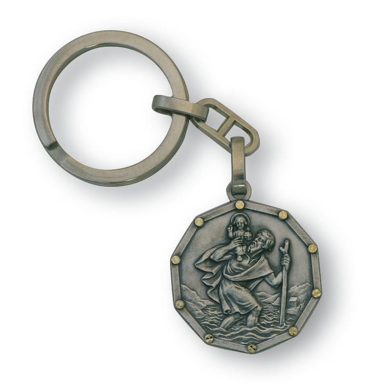 Schlüsselanhänger Christopherus