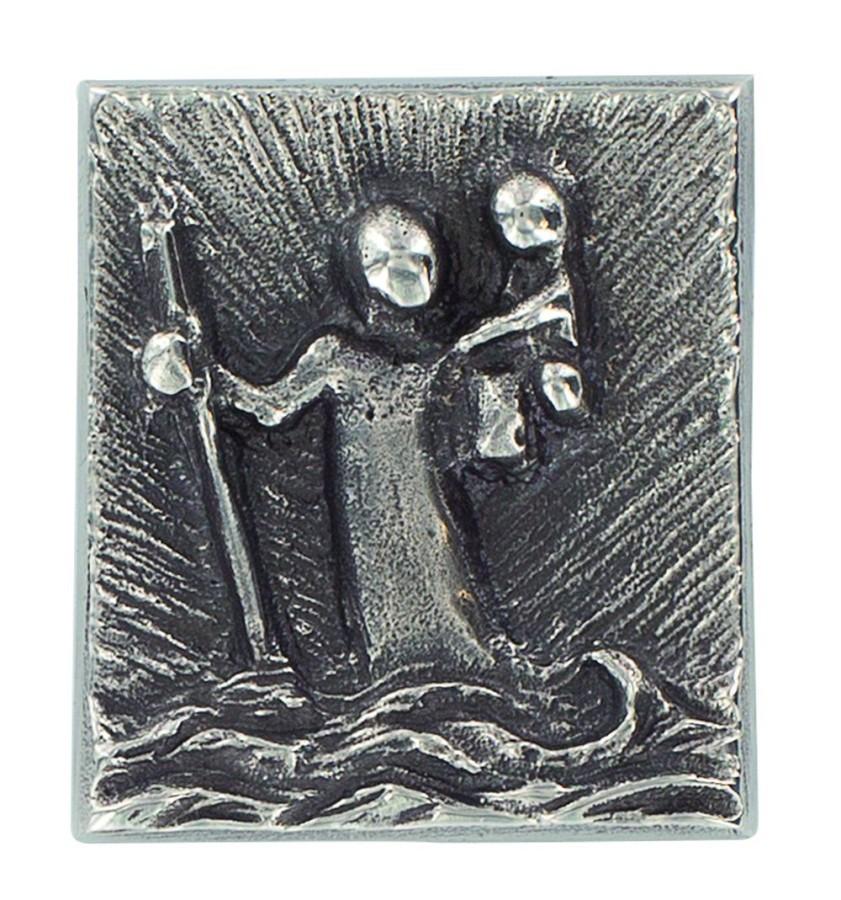 Christophorus-Plakette