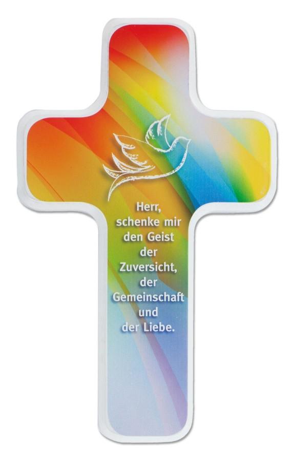 Holzkreuz Geist der Zuversicht