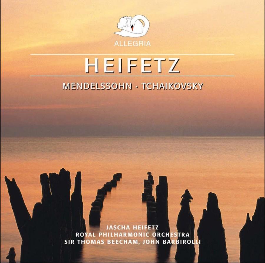 Mendelssohn - Tchaikovsky - Violin Concertos