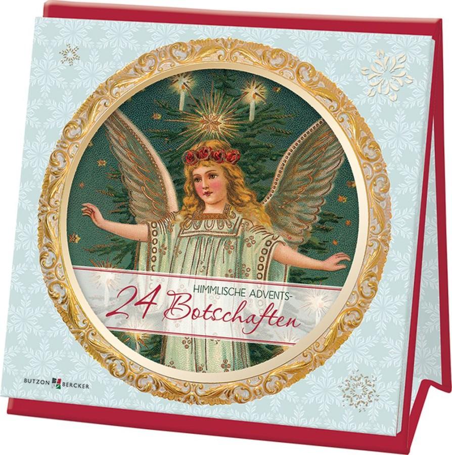 24 himmlische Adventsbotschaften
