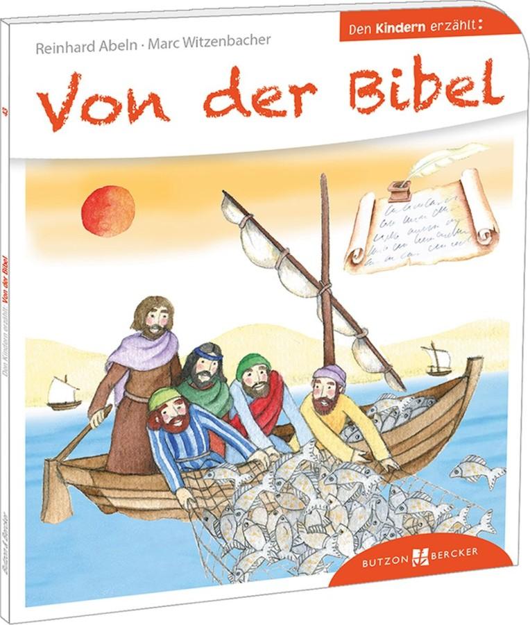 Von der Bibel den Kindern erzählt