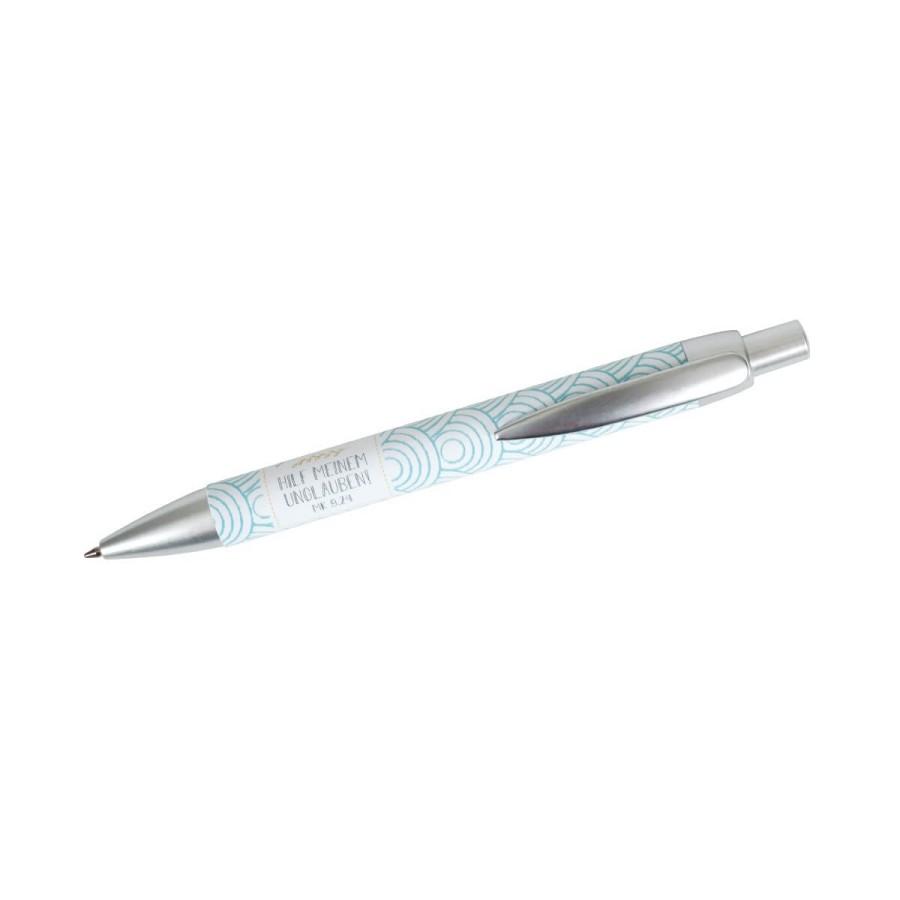 Kugelschreiber mit der Jahreslosung 2020
