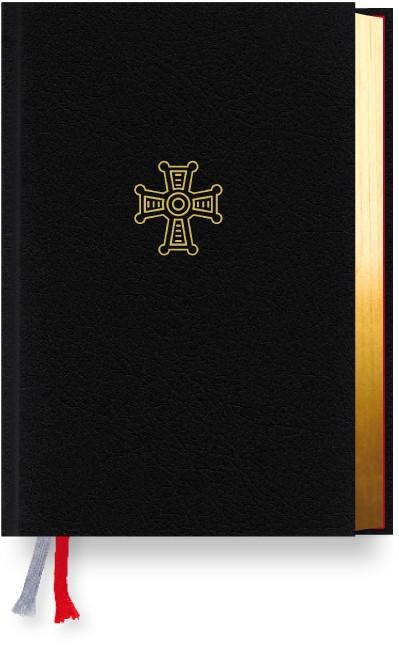 Gotteslob Cabra schwarz mit Goldschnitt - Erzbistum Paderborn - Gebet- und Gesangbuch Diözese Paderborn