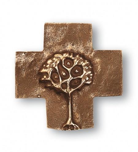 Schmuckkreuz Lebensbaum