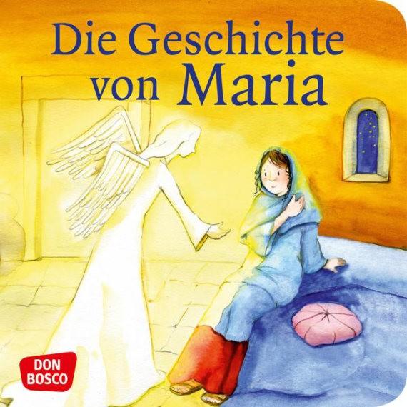 Die Geschichte von Maria. Mini-Bilderbuch.