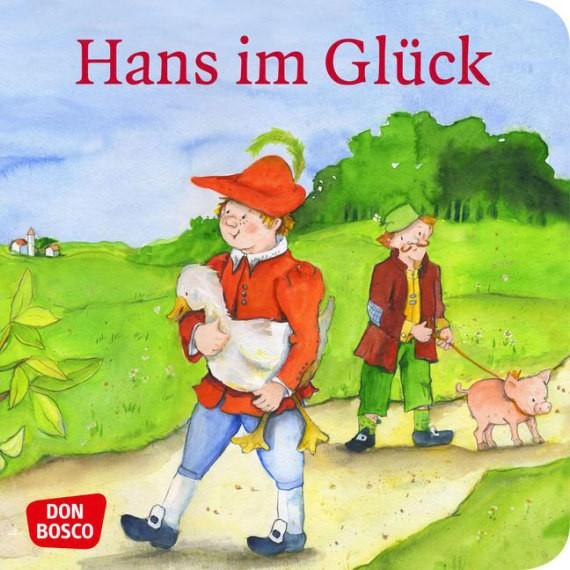 Hans im Glück. Mini-Bilderbuch.