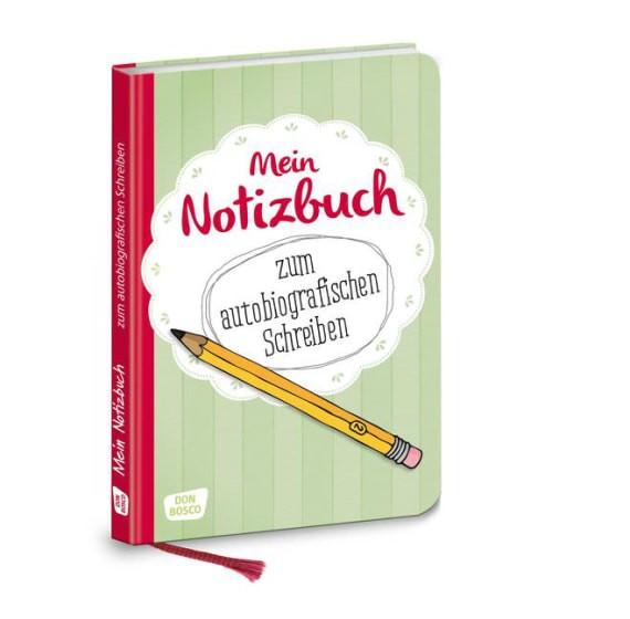 Mein Notizbuch zum autobiografischen Schreiben