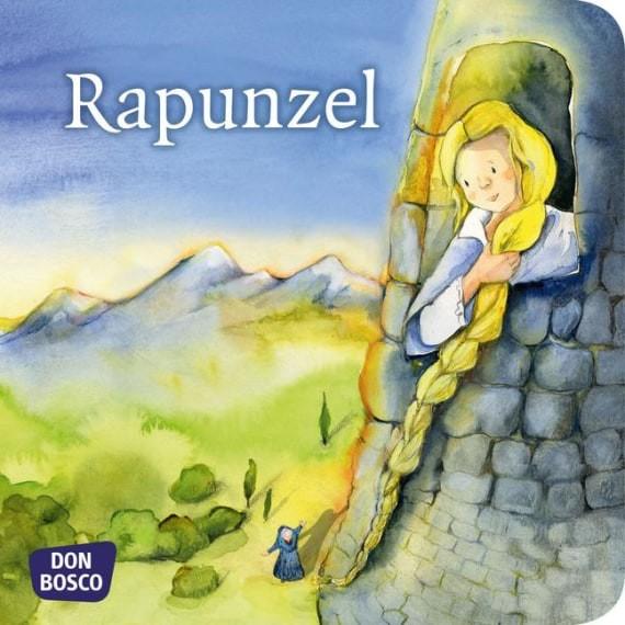 Rapunzel. Mini-Bilderbuch.