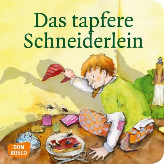 Das tapfere Schneiderlein. Mini-Bilderbuch.