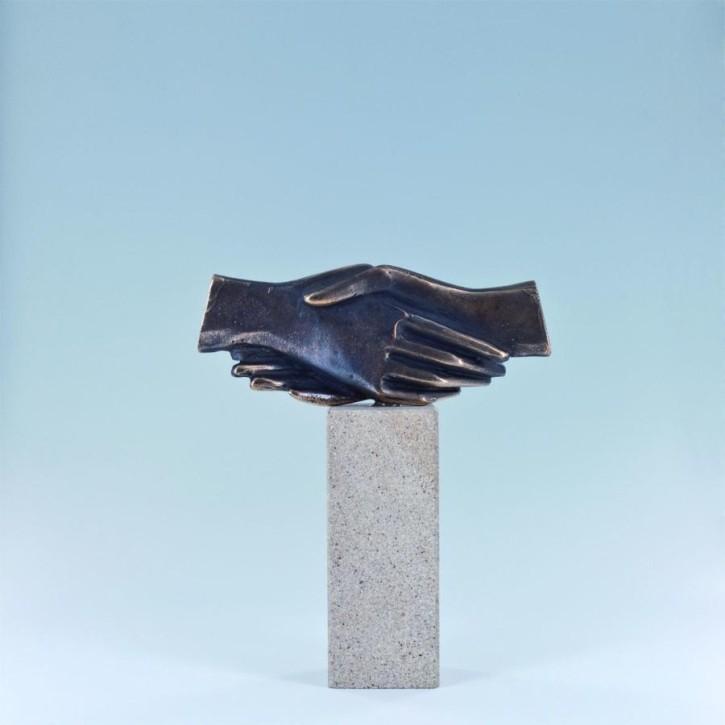 Handzeichen: Gemeinsam