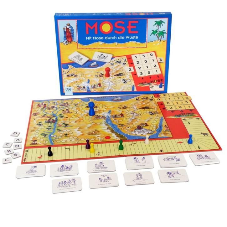 Gesellschaftsspiel - Mose