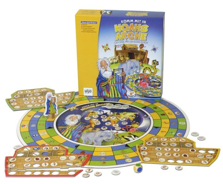 Spiel - Komm mit in Noahs Arche