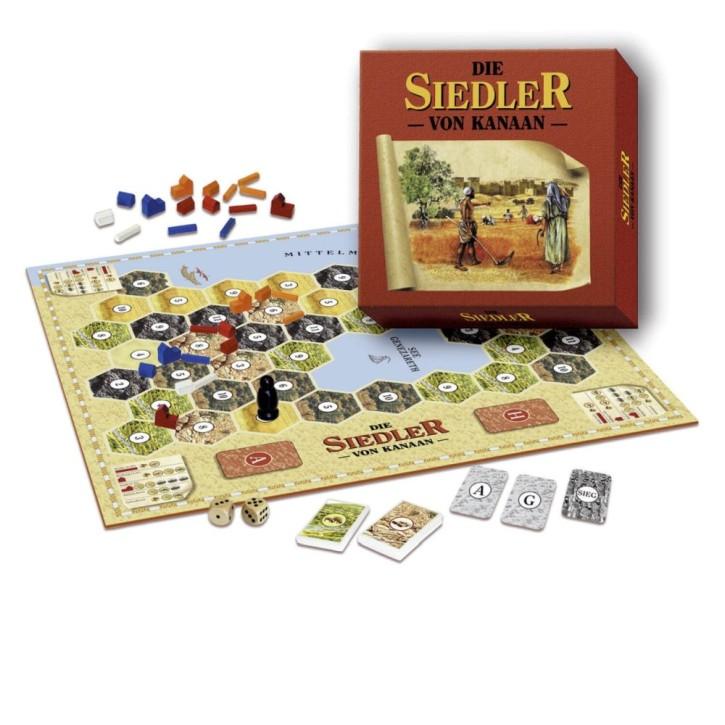 Spiel - Die Siedler von Kanaan