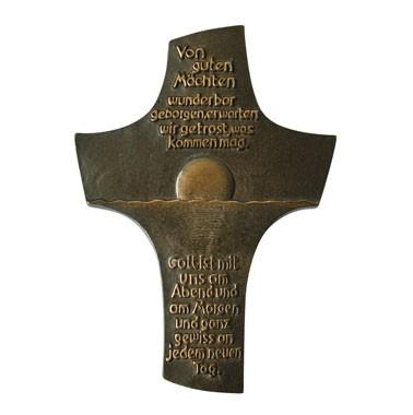 Bronzekreuz: Von guten Mächten