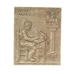Bronzerelief Markus