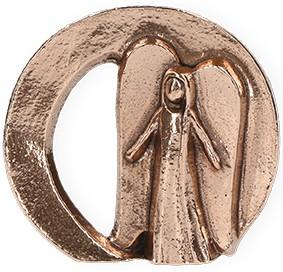 Bronzefigur Ein Engel für dich