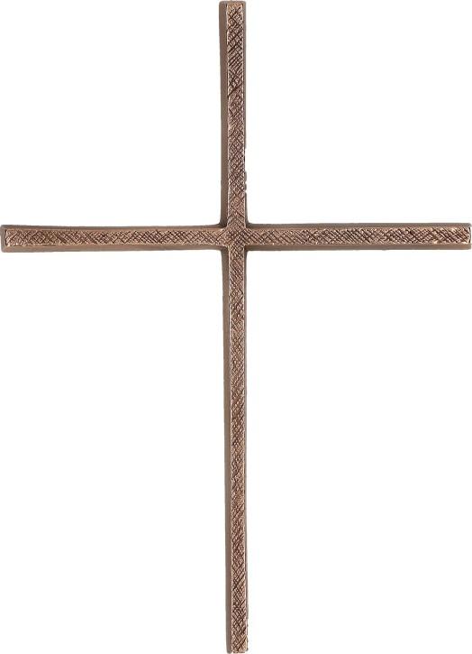 Bronzekreuz - Zeichen der Hoffnung