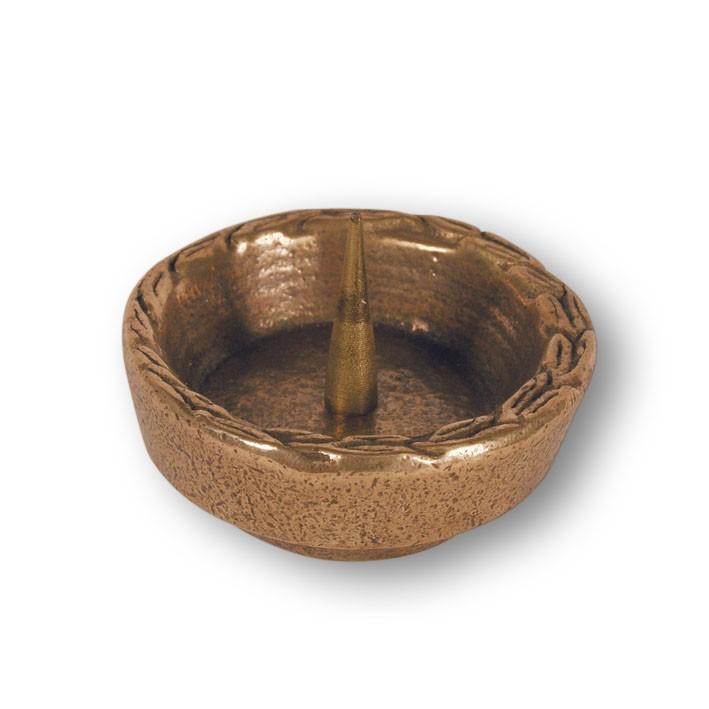 Kerzenständer aus Bronze
